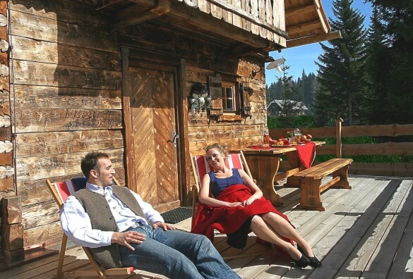 Last Minute Cabins and chalets in the alps